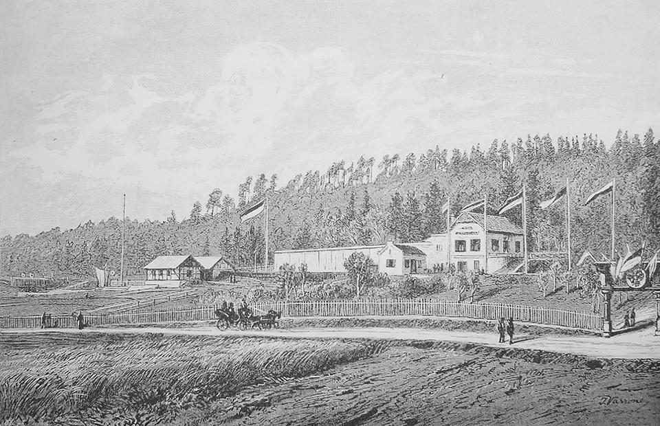 strelišče 1876